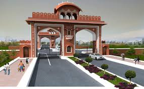 cool design of entrance gate for college collection and pictures