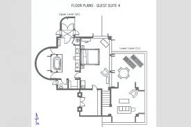 St Thomas Suites Floor Plan by Silent Waters Villa Jamaica Villa Rental Wheretostay