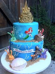 mermaid birthday cake sweet tooth confections kid s birthday cakes