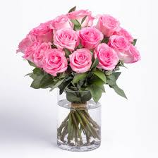 Bouquet Of Roses Order Pink Colored Roses Online Send Roses To Lebanon Delivery