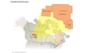 Fort Mcmurray Alberta Canada Map by Oil Sands Oil Sand Production And Exploration News Markets And