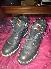 ariat s boots size 12 ariat motorcycle boots for ebay