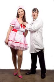 Doctor And Nurse Doctor And Nurse Creative Costumes