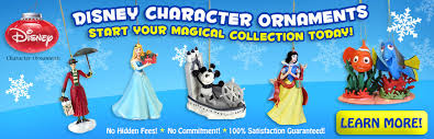 disney ornaments club decore
