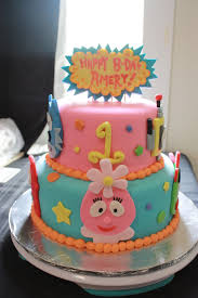 Yo Gabba Gabba Party Ideas by All Sizes Yo Gabba Gabba Cake Flickr Photo Sharing Cakes