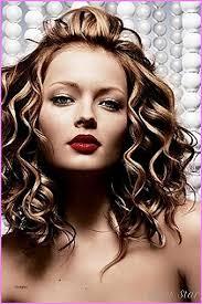 how to get soft curls in medium length hair medium length hair loose curl hairstyles for medium hair best of