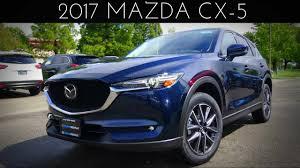 mazda cx 2017 mazda cx 5 grand touring 2 5 l 4 cylinder review youtube