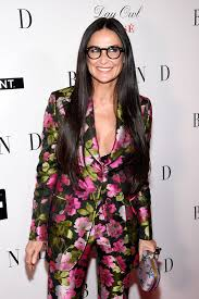 The Movie Blind Demi Moore Wears Everything At The