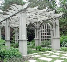 Garden Pergolas Ideas Unique Pergola Ideas Digital Sign Me