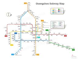 Metro North Map by Metro Map Of China Metro Map Of Guangzhou
