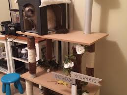 modern scratching post cool cat room ideas how to build scratching post diy tree cheap