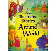 usborne illustrated stories from around the world text book centre