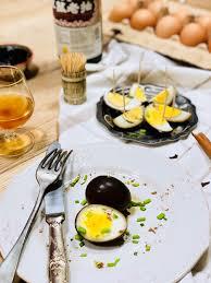 cuisine creole mauricienne oeufs rôtis dizef roti roaested eggs une recette originale