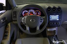2009 nissan altima information and photos zombiedrive