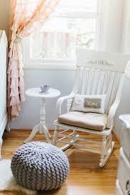 Rocking Chair In Nursery Esme S Shabby Chic Nursery 100 Layer Cakelet Nursery Xo