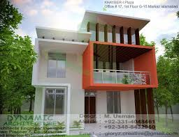 3D Front Elevation 5 Marla 10 Marla House PLan LayoutMap 3D
