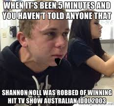 Sandstorm Meme - how becoming a meme gave shannon noll an unlikely career boost