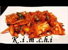 cara membuat pancake kimchi kimchi recipe 김치 cara membuat kimchi youtube