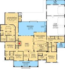 country home floor plans roomy country home plan 56367sm architectural designs