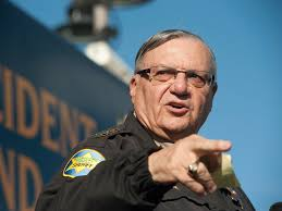 prosecutors say they will charge sheriff joe arpaio with criminal