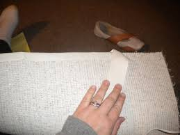 Rug Binding The Dabbling Crafter Diy Wednesday Seriously Cheap Floor Rug