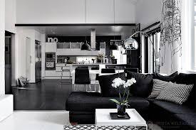 Black House Interior Interior Ideas