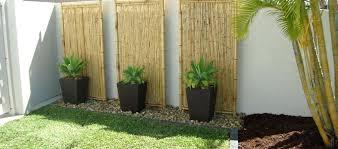 Bamboo Garden Design Ideas Bamboo Garden Fence Ideas Coryc Me