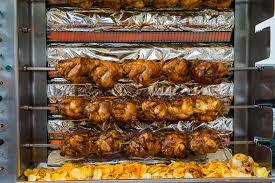 cuisine design rotissoire markets food travel markets and chicken potatoes
