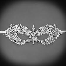silver masquerade masks for women lace masquerade mask silver rhinestones lace mask for women