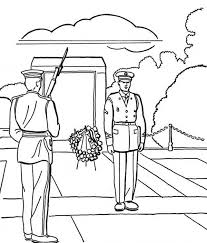 veterans coloring pages kids 01 coloring sun