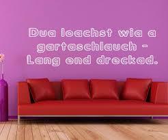 bayrische sprüche wandtattoo bayerische sprüche bayern schriftzug sprichwort deko
