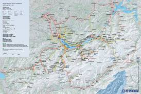 Swiss Map Swisspasses Com Discounted Swiss Regional Rail Passes Berner