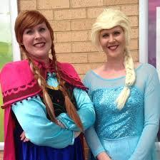 frozen elsa entertainers frozen parties uk frozen