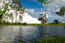 public invited to stennis space center open house engine test