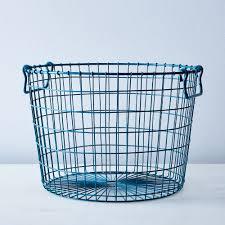 wire potato basket on food52
