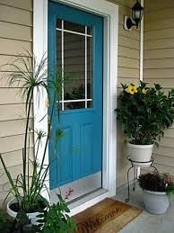 benjamin moore calypso blue turquoise front door what a terrific