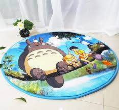 Round Plush Rugs Online Get Cheap Rug Totoro Aliexpress Com Alibaba Group