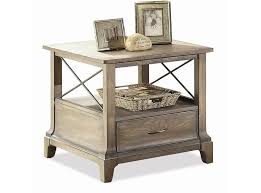 furniture appealing living room end table design with single