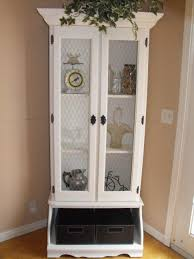 Security Cabinet Curio Cabinet Stack On Gun Ready To Assemble Steel Security