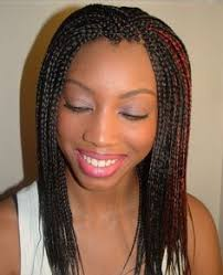 medium box braids with human hair small to medium size box braids done with color 30 and 1b hair