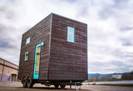 the bunk box tiny house a unique modern tiny house design