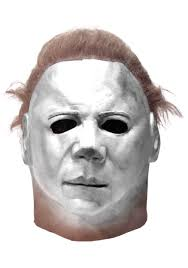 mens michael myers halloween ii mask halloween movie masks