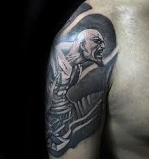 30 kratos designs for god of war ink ideas