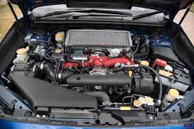 subaru wrx engine 2018 subaru wrx sti review u2013 spec r u0026 premium video