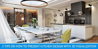 kitchen interior design tips design rendering to kill the presentation archicgi