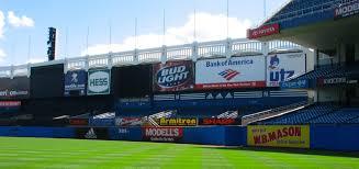 yankee stadium home run lights index of old yankee stadium
