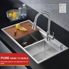 Popular Kitchen Double SinksBuy Cheap Kitchen Double Sinks Lots - Double sink for kitchen