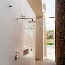 Rain Shower Bathroom by Multi Head Shower Bathroom Modern With Outdoor Shower Open Shower