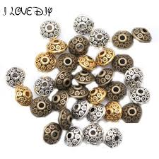 aliexpress buy wholesale 100pcs spacer charms mixed color