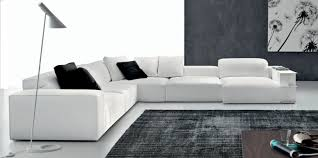 canapé d angle design italien canapa dangle de design inspirations avec canapé angle design